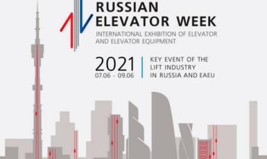 2021 Russian Elevator Fuarındayız