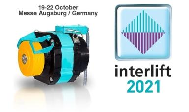 2021 Interlift Fuarındayız